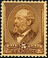 James Garfield2 1882 Issue-5c.jpg