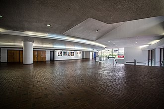 Knight Center Complex - Image: James L. Knight Center Theater Lobby View