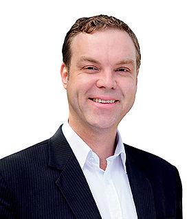Jamie Parker (politician) Australian politician
