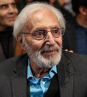 Jamshid Mashayekhi Iranian actor