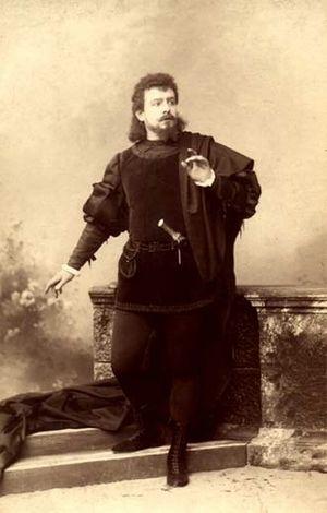 Jean de Reszke - Jean de Reszke as Gounod's Romeo
