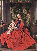 Jan van Eyck Madonna with the Child Reading.jpg
