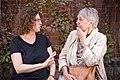Janet Perlman et Francine Desbiens 02 - Sommets du cinéma d'animation 2017.jpg