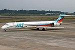 Japan Air System MD-90-30 JA8020 (31311030272).jpg