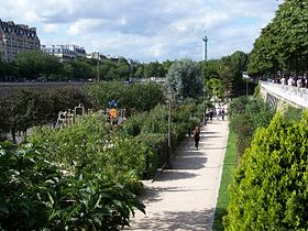 Image illustrative de l'article Jardin du Port-de-l'Arsenal