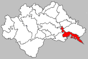 Jasenovac, Sisak-Moslavina County - Image of Jasenovac Municipality within Sisak-Moslavina County