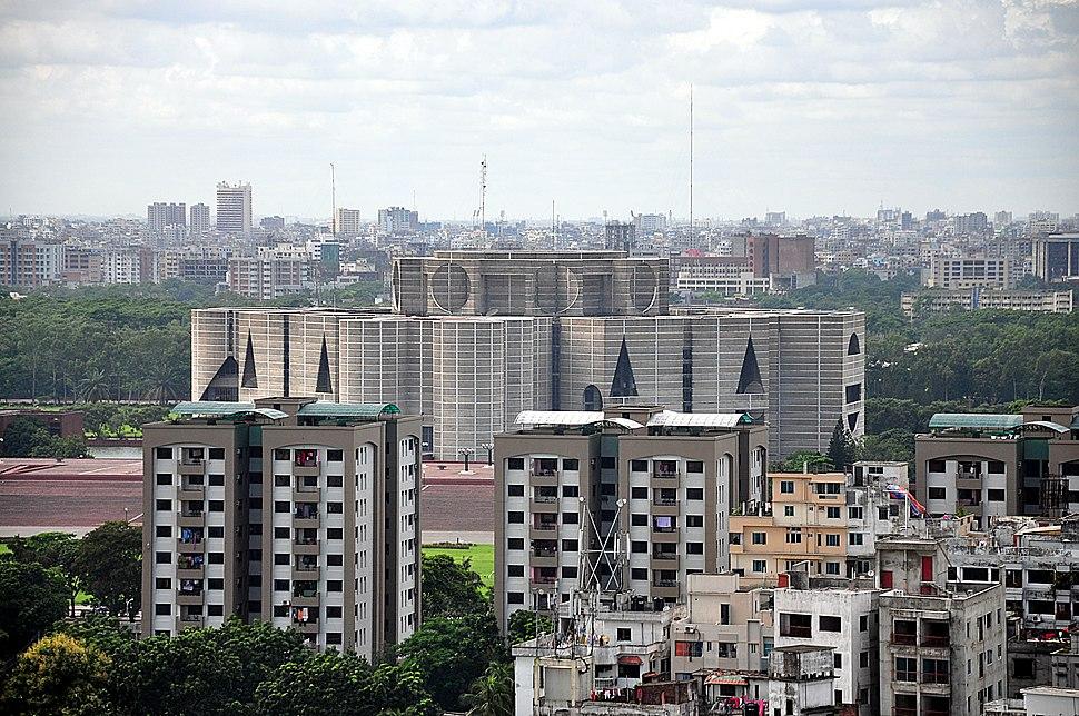 Jatiyo Sangshad Bhaban, Dhaka