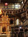 Jawor - Kościół Pokoju w Jaworze - wnętrze B.JPG
