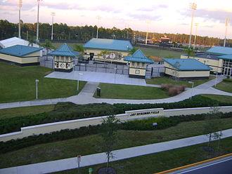 UCF Knights baseball - John Euliano Park