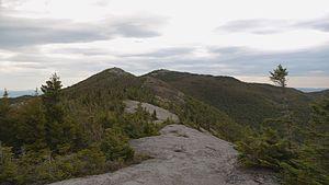 Jay Mountain (New York) - Image: Jay Mountain, NY