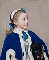 Jean-Étienne Liotard (Swiss - Maria Frederike van Reede-Athlone at Seven) - Google Art Project.jpg