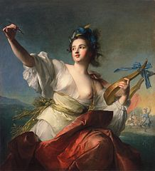 Terpsichore, Muse of Music and Dance