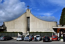 Jean-Marie Vianney church in Rome.jpg