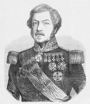 Jean-Paul, comte de Schramm - Jean-Paul, comte de Schramm.