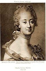 Portrait d'Adelaïde de France