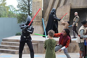 Jedi Training: Trials of the Temple - Image: Jedi Temple Duel