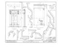 Jedidiah Chapman House, 562 South Main Street, Geneva, Ontario County, NY HABS NY,35-GEN,4- (sheet 6 of 12).png