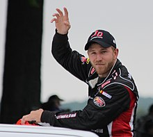 Jeffrey Earnhardt 2014 Gardner Denver 200 at Road America.jpg