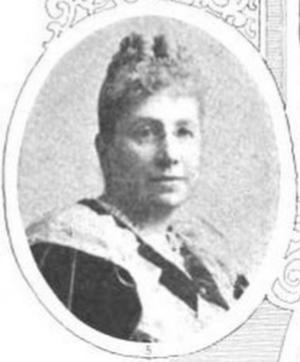 Jennie de la Montagnie Lozier - Jennie de la Montagnie Lozier