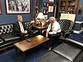 Jerome Powell with David Schweikert in 2018.jpg
