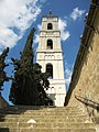 Jerusalem, Mount of Olives, Russian Monastery of Ascension on the Mount of Olives;(Bell tower) 11-3000-100.jpg