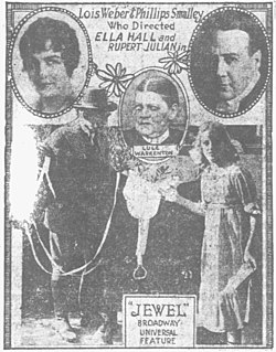 <i>Jewel</i> (1915 film) 1915 film by Lois Weber, Phillips Smalley