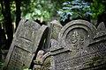 Jewish gravestones in Szydłowiec.jpg