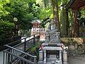 Jibo Kannon and Sampo Kojindo Hall in Nanzoin Temple in Sasaguri, Kasuya, Fukuoka.JPG