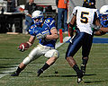 Jim Ollis carries the ball at 2007 Armed Forces Bowl 071231-f-7061j-011.JPG