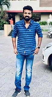 Jins Baskar Indian film actor and model