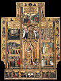 Joan Reixach - Altarpiece of Saint Ursula and the Eleven Thousand Virgins - Google Art Project.jpg
