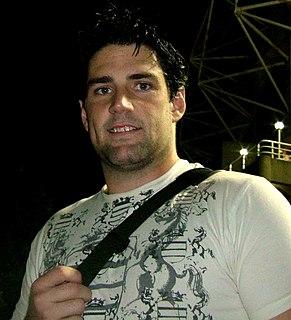 Joel Clinton Australia international rugby league footballer