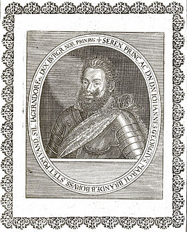 Johann Georg, Brandenburg, Markgraf