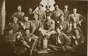 Conclusion of the American Civil War - Mosby's Rangers
