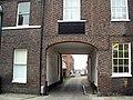 John Aickman's Foundery (sic) 1827, King Street, King's Lynn - geograph.org.uk - 1049131.jpg