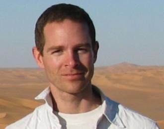 John Bohannon - John Bohannon in Libya in 2007