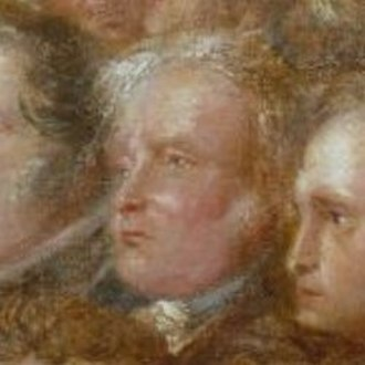 John Ellis (businessman) - at the 1840 Anti-Slavery conference