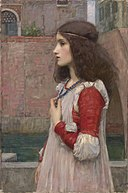 John William Waterhouse - Juliet.jpg