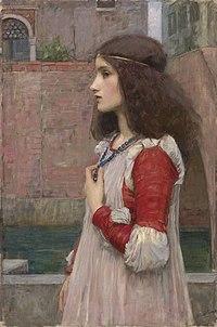 John William Waterhouse - Juliet.jpg
