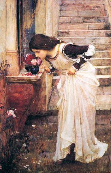 File:John William Waterhouse At The Shrine.jpg