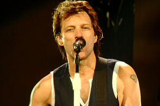 Jon Bon Jovi - Lost Highway Tour