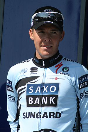 Jonas Aaen Jørgensen - Jørgensen at the 2011 Four Days of Dunkirk