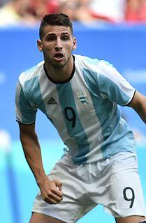 Jonathan Calleri Argentine professional footballer