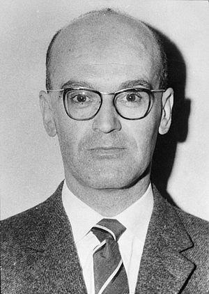 José Cabanis - José Cabanis in 1962