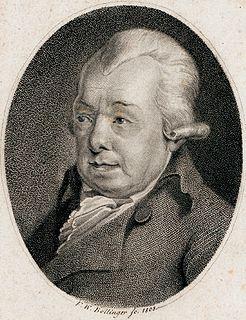 Joseph Benda Czech violinist and composer