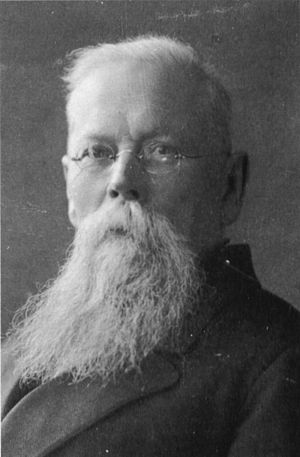 Josef Stenbäck - Josef Stenbäck at old age