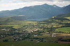 Joseph, Oregon - Joseph in 2007