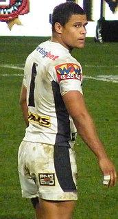 Josh Hoffman NZ international rugby league footballer