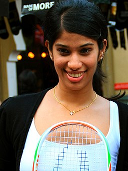 Joshna Chinappa (cropped)