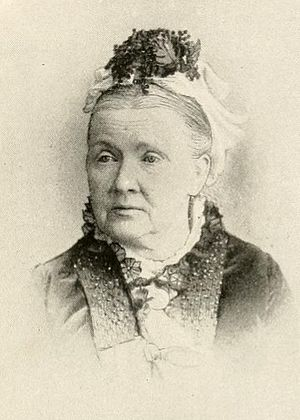Julia Ward Howe - Image: Julia Ward Howe from American Women, 1897